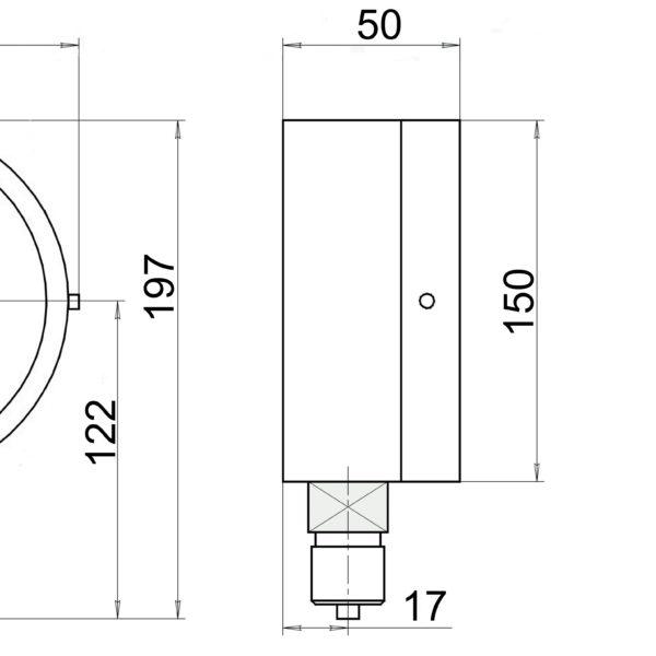 МВТИ-У2 чертеж